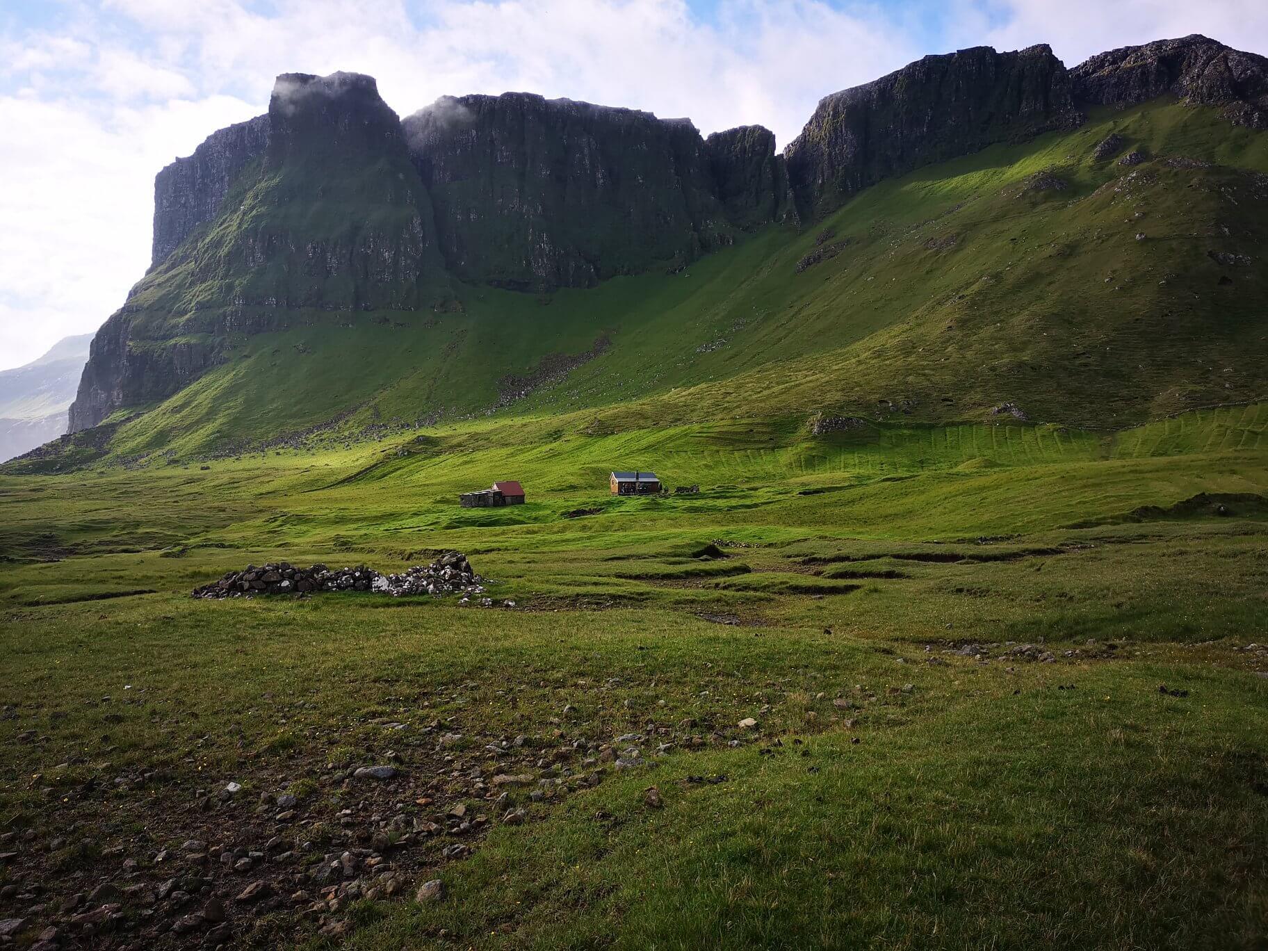 Vikar Wyspy Owcze. Fot: Pól Sundskarð.
