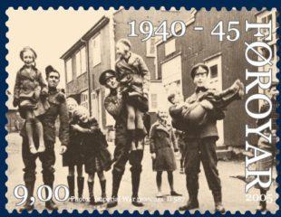 Znaczek pocztowy Wysp Owczych