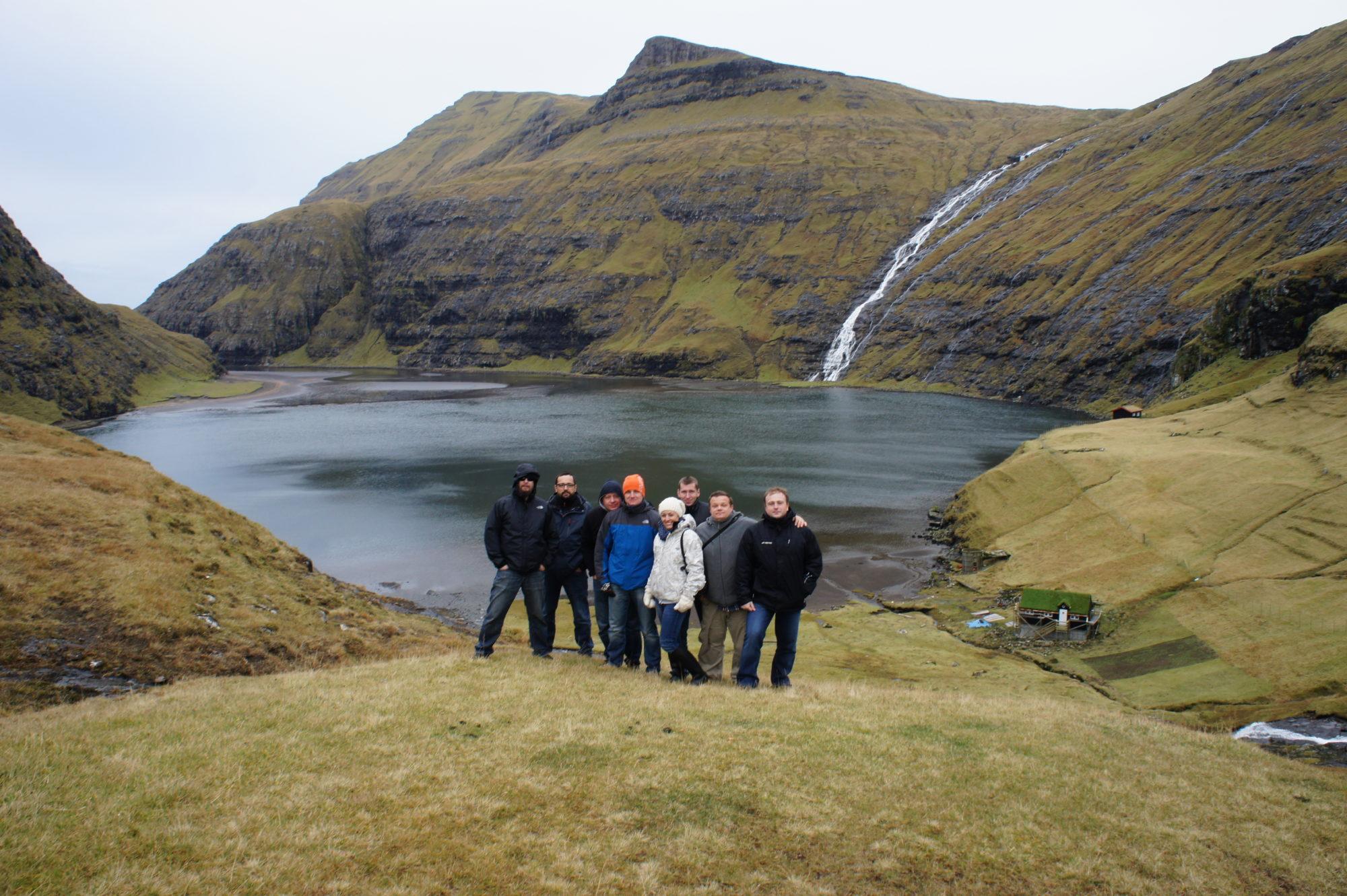 Saksun na Wyspach Owczych