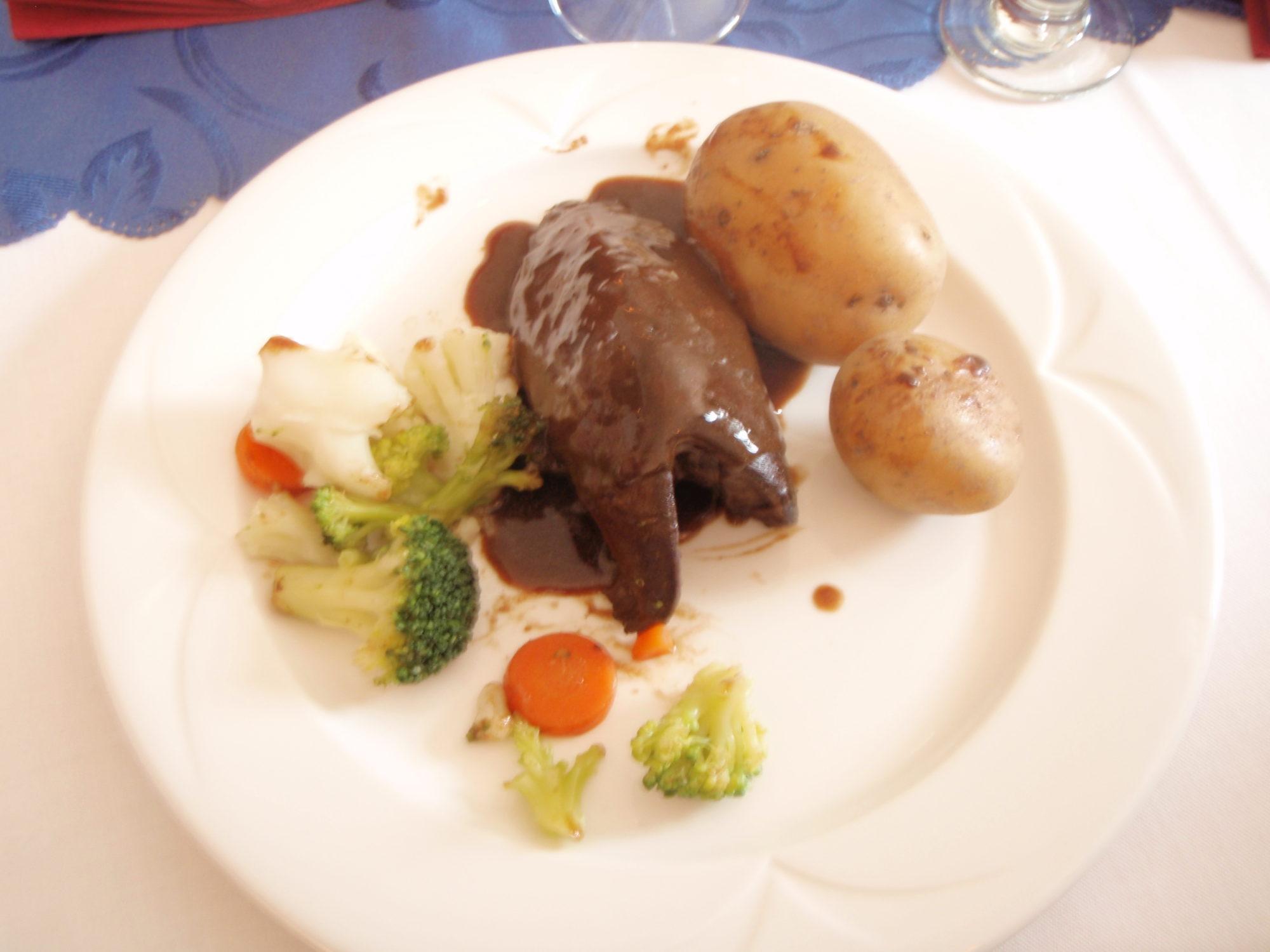 Kuchnia Wysp Owczych - Spik