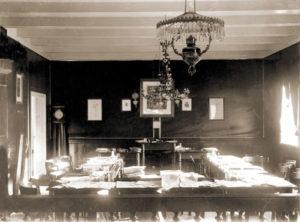 Budynek Løgtingu - lata 20-te XX wieku