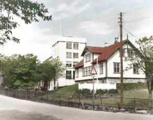 Budynek Løgtingu - lata 50-te XXw.