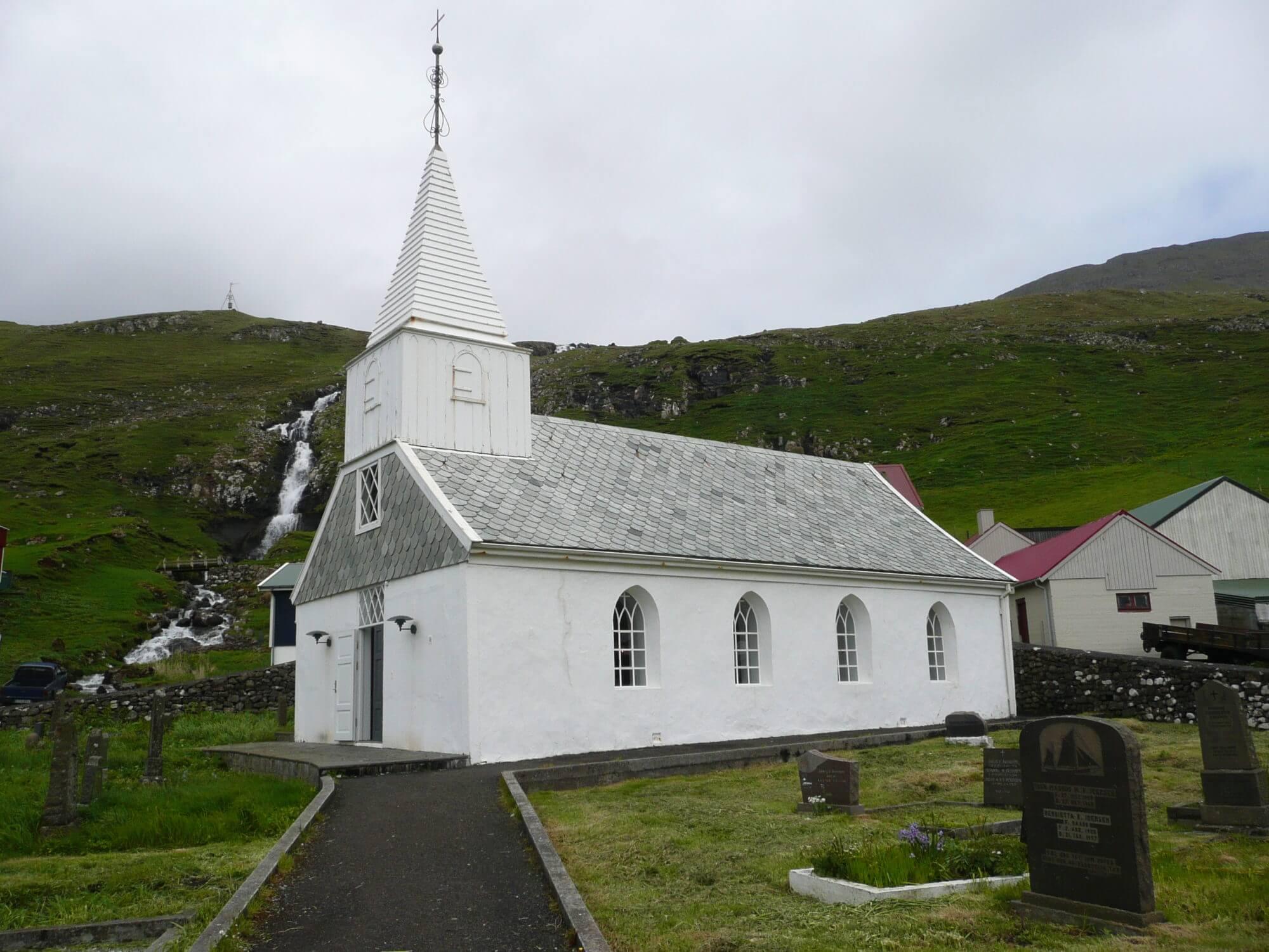 Kościół w Fámjin