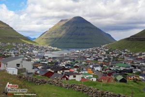 Klaksvik na Wyspach Owczych