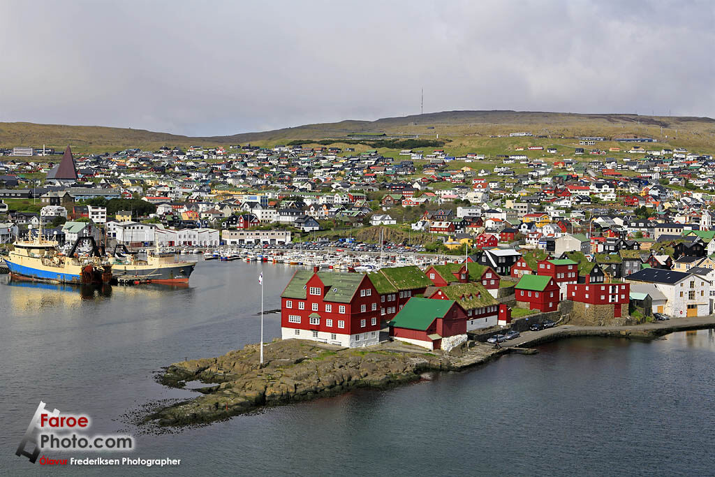 Urbanizaja -wyzwanie dla społeczeństwa Wysp Owczych