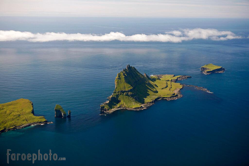 Wyspa Tindhólmur