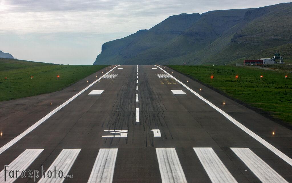 Lotnisko na Wyspach Owczych