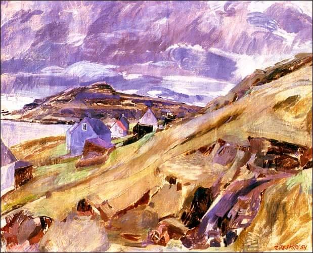 Malarstwo Wysp Owczych