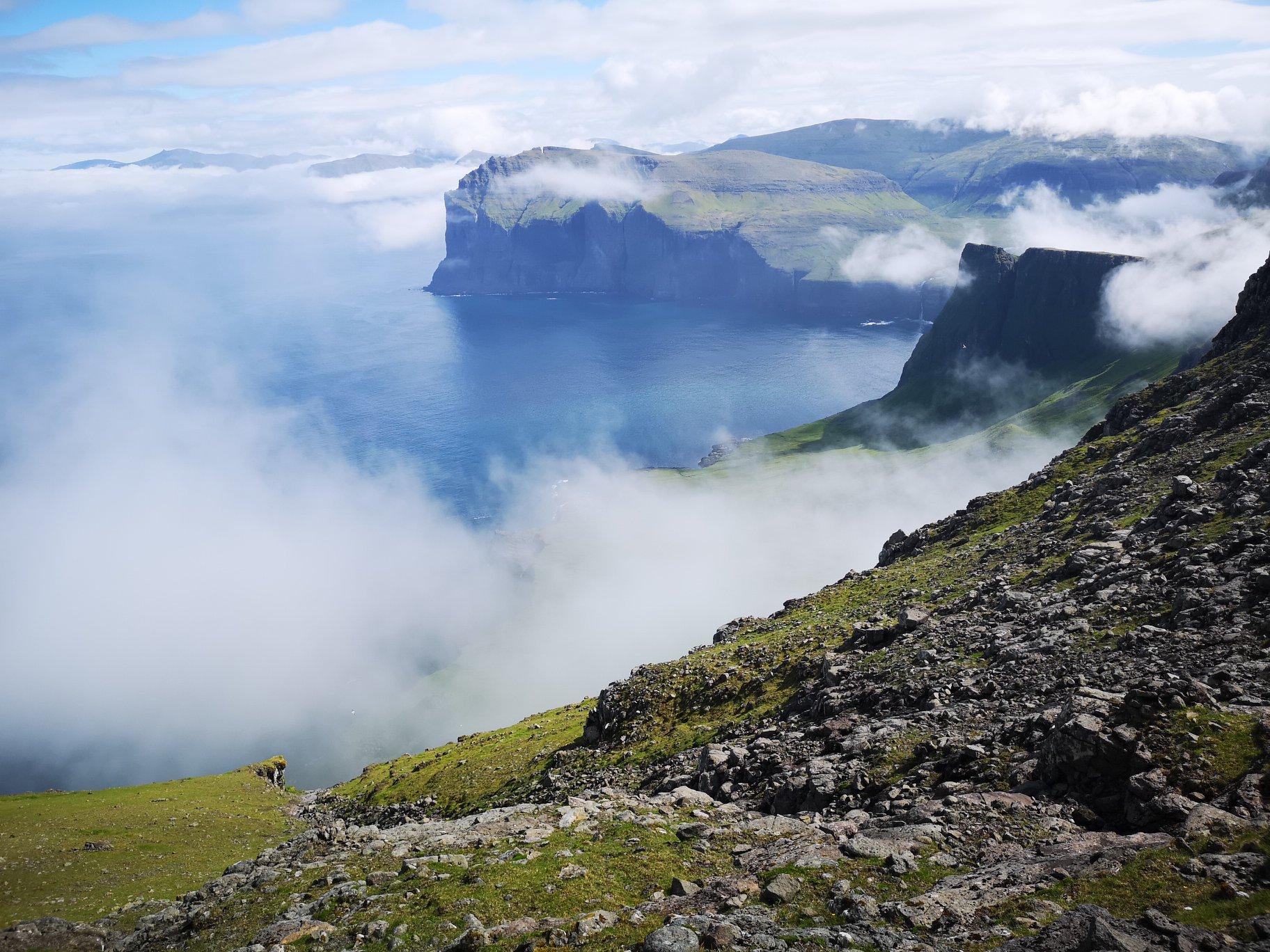 Mgła nad Vikar