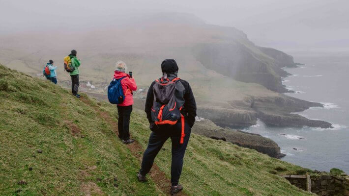 Turystyczne pułapki na Wyspach Owczych
