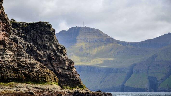 10 drogowych punktów widokowych na Wyspach Owczych