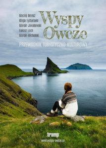Okładka przewodnika turystyczno kulturowego po Wyspach Owczych
