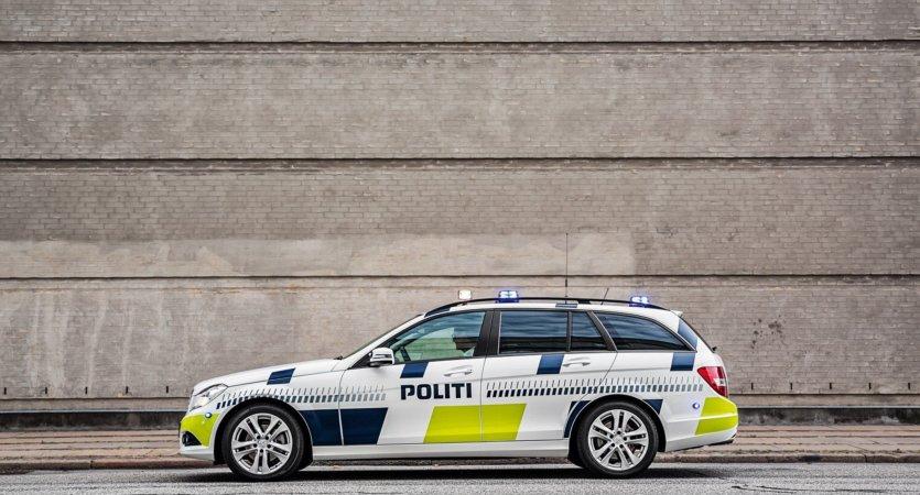 radiowóz policyjny Wyspy Owcze